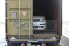 Spedizione di 1x20' container per Guayaquil (Ecuador)