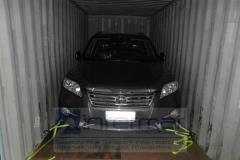 Spedizione di 1x20' container per La Guayra (Venezuela)