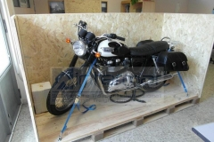 Spedizione moto Roma/Dubai (UAE)